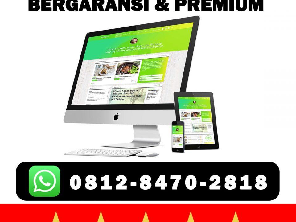 Jasa Pembuatan Website Jakarta Timur 500 Ribu