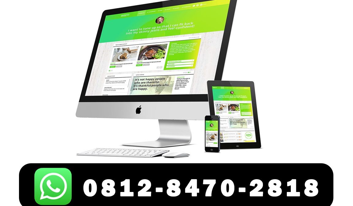 Jasa Pembuatan Website Sekolah di Rawamangun