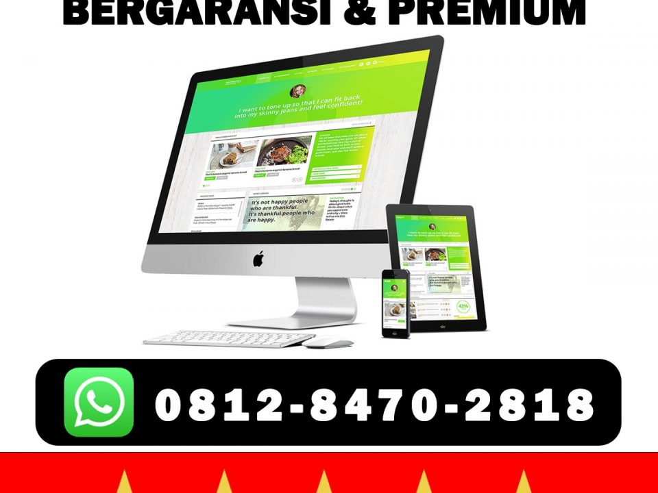 Jasa Pembuatan website No 1 di Kampung Melayu