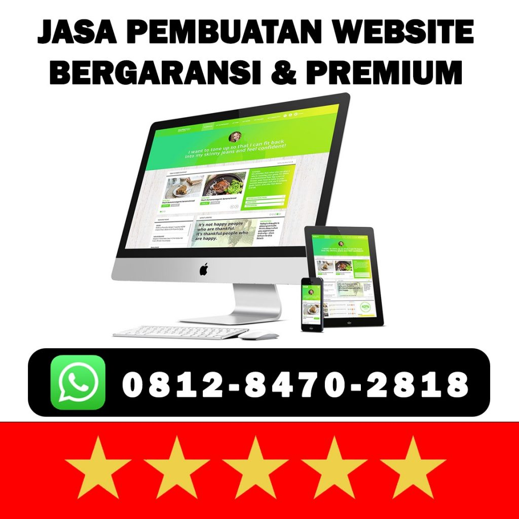 Jasa Pembuatan Website Percetakan di Bogor