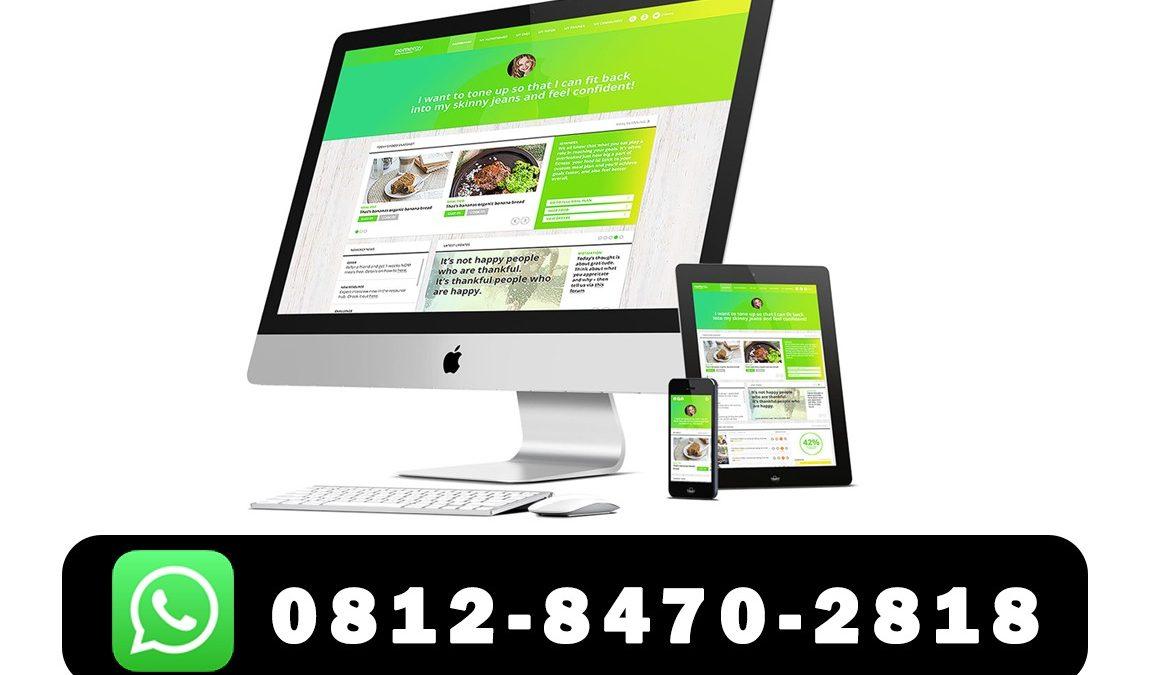 Jasa Pembuatan Website Company Profil di Bojong Gede